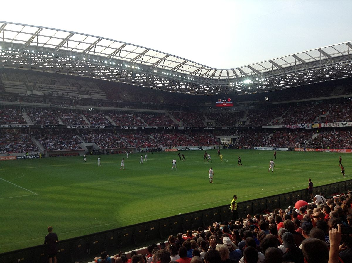 Allianz Riviera, Nizza