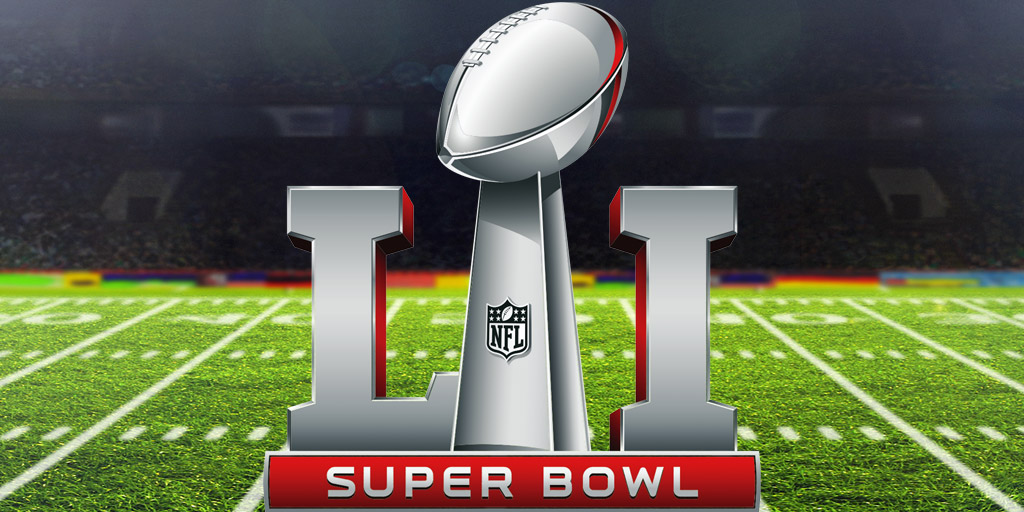 Der Super Bowl 2017 live aus Texas