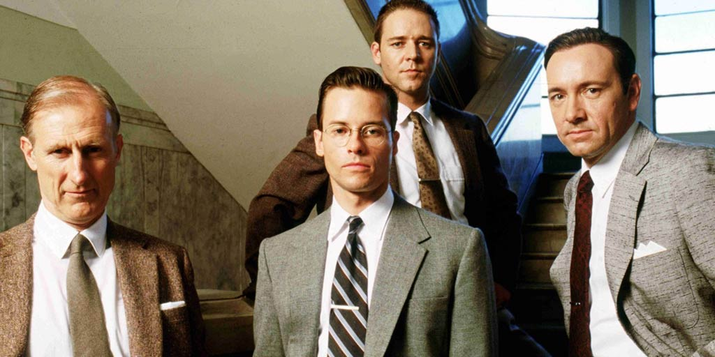 L. A. Confidential geht in Serie
