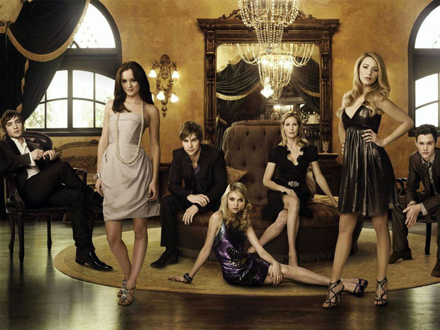 Gossip Girl war ein Quotenrenner
