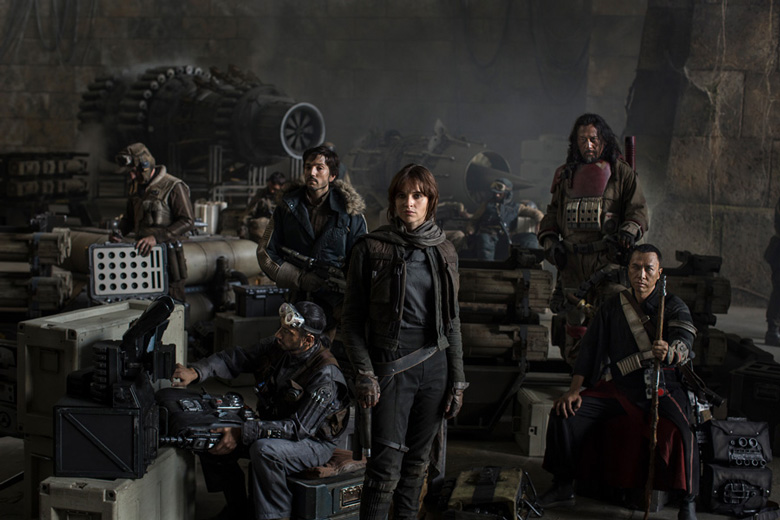 Star Wars: Rogue One - Die Rebellenagenten