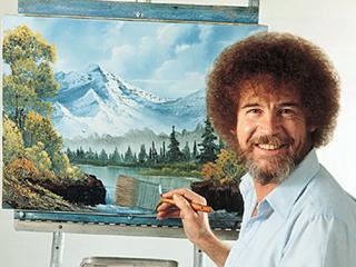 Bob Ross - the Joy of Painting