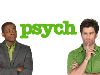 Psych: No Country For Two Old Men
